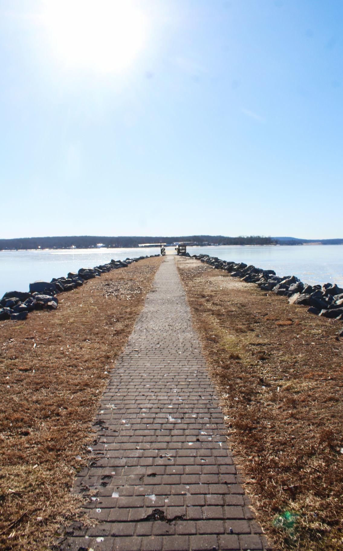 Charlestown waterfront