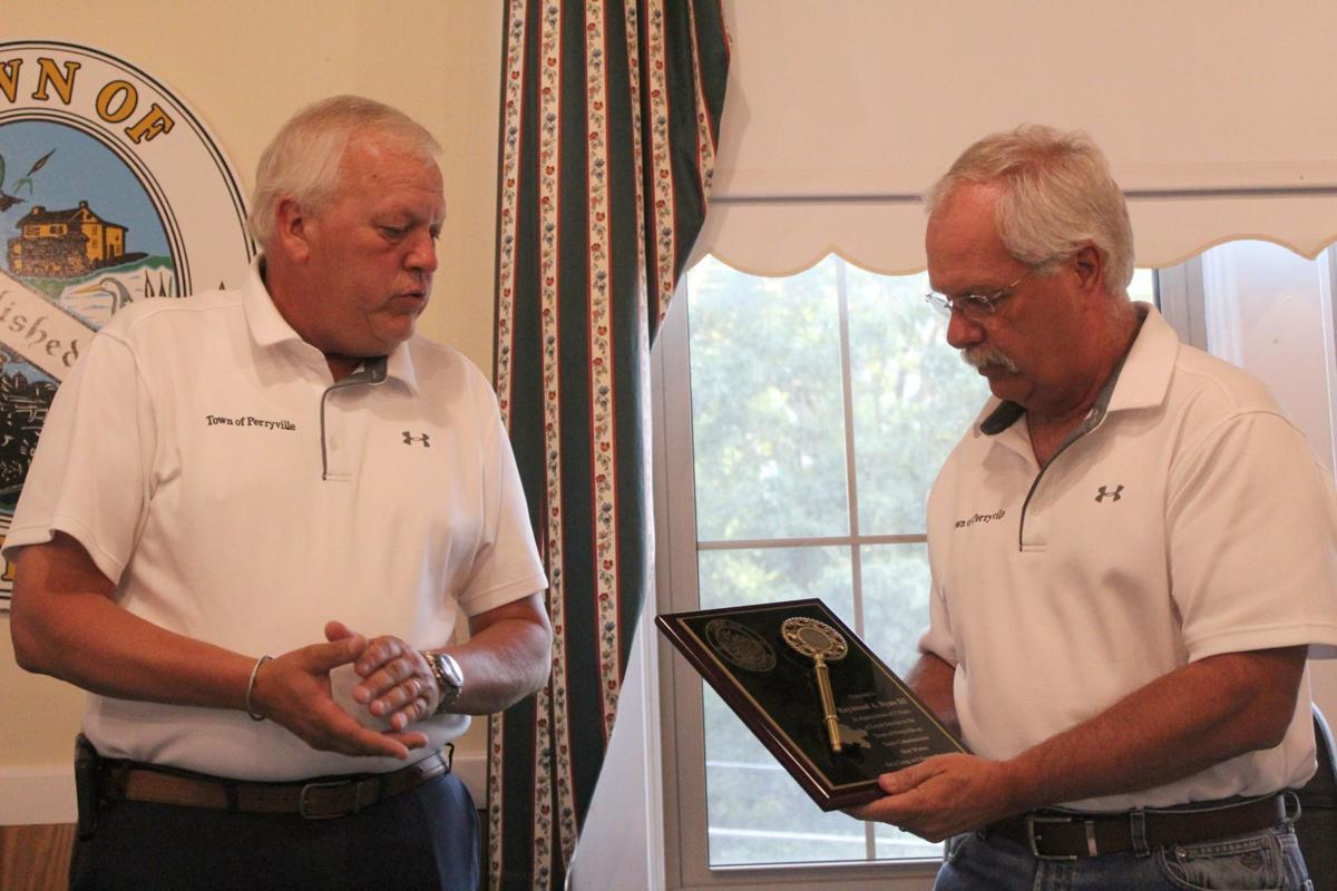 Ray Ryan steps down from Perryville board