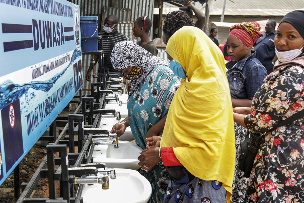 Virus Outbreak Tanzanias Defiance
