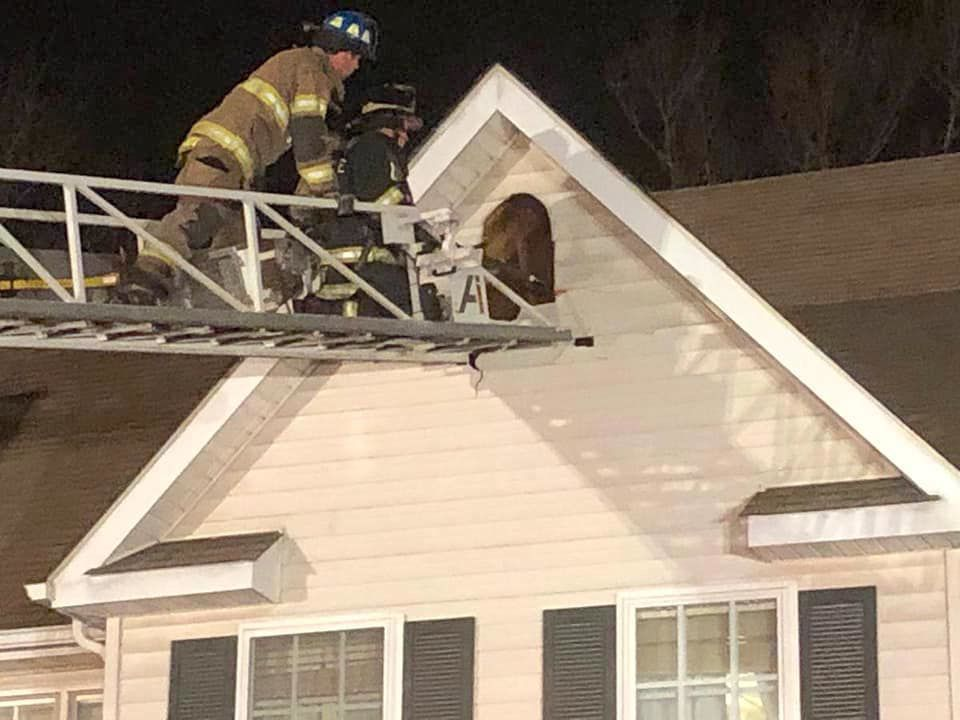 Charlestown house fire