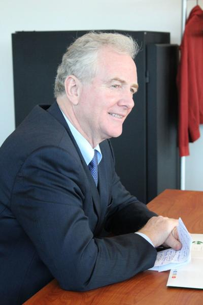 Van Hollen proposes bill to help small business, non-profits with grants