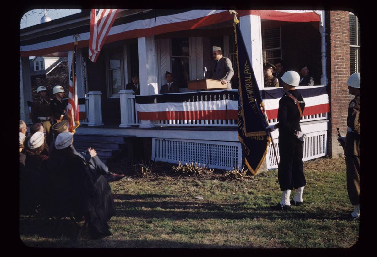 Ask The Historical Society Elkton Vfw Opening Our Cecil