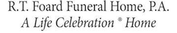 R.T. Foard Funeral Home, P.A. logo