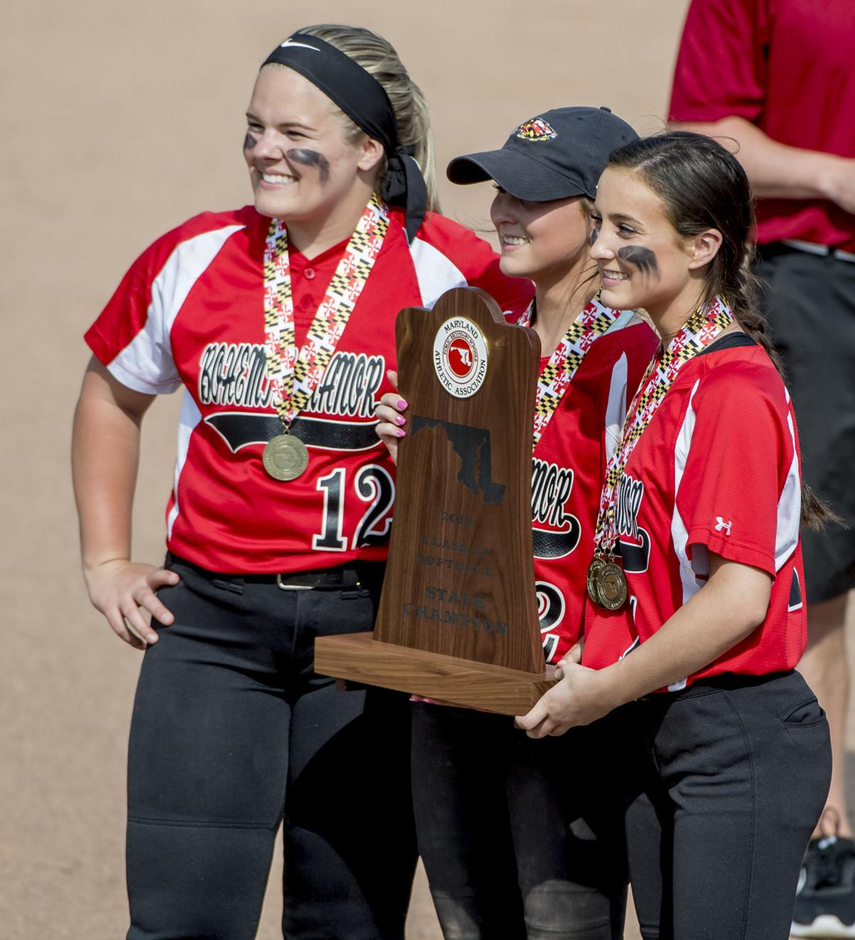 1A State Softball Championship: Bo Manor vs. Sparrows Point