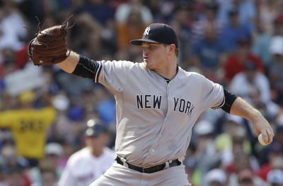Yankees Wilson Baseball