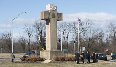 Supreme Court Cross Memorial