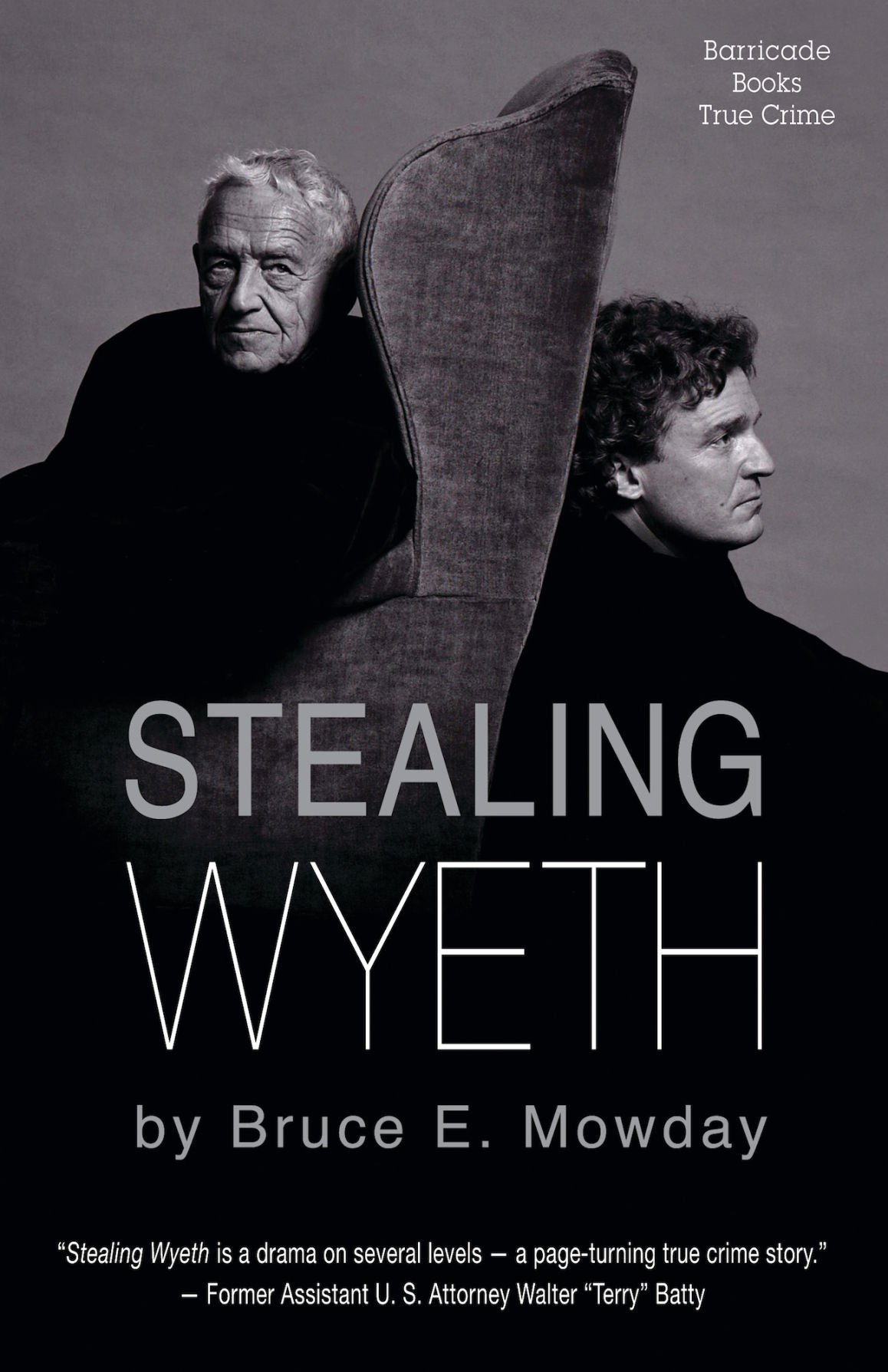'Stealing Wyeth' Book Cover