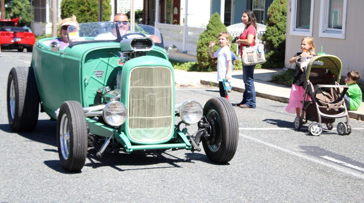 Chesapeake City Lion\'s Club car show enters seventh year | Spotlight ...