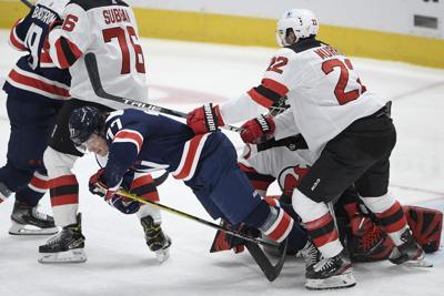 Devils Capitals Hockey