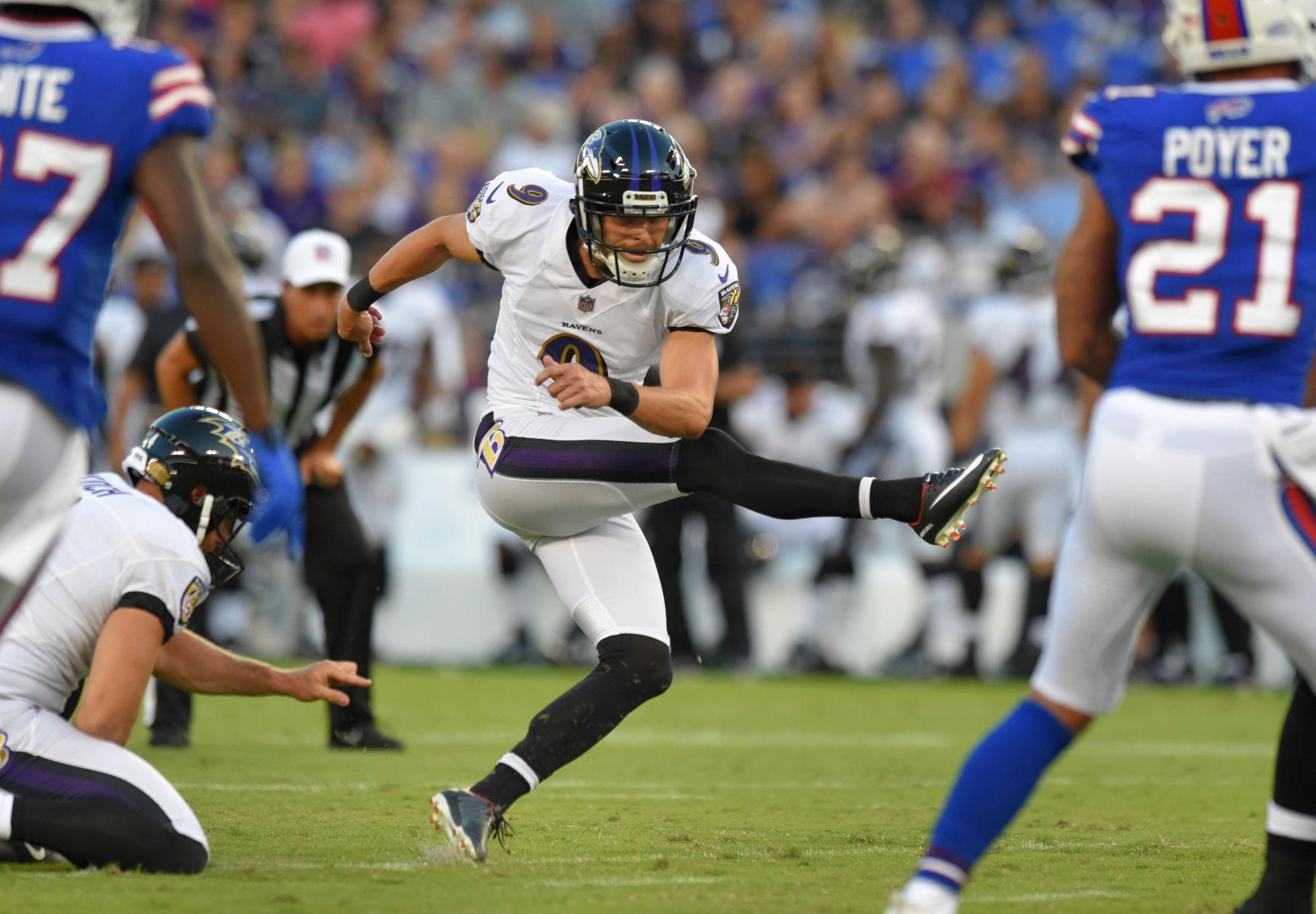 Bills quarterback Tyrod Taylor suffers concussion vs. Ravens