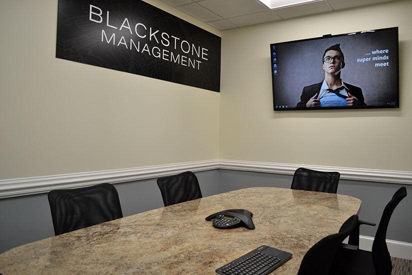 Blackstone Management office