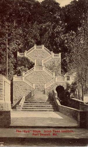 Port Deposit takes the next step for the Tome Steps