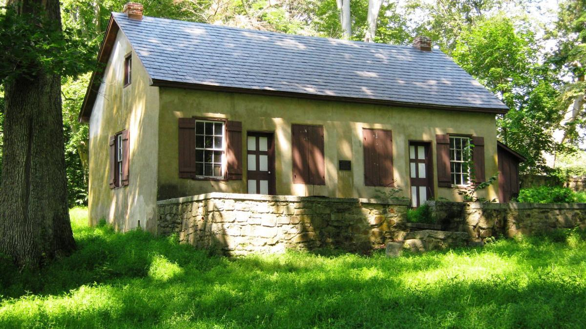 Hist Soc News Colora Meeting House
