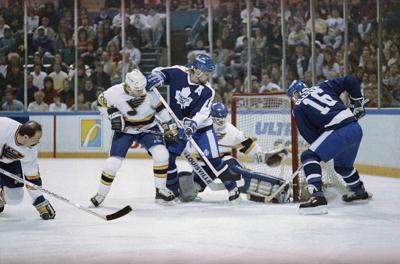 Playoffs-Five Game Series Hockey