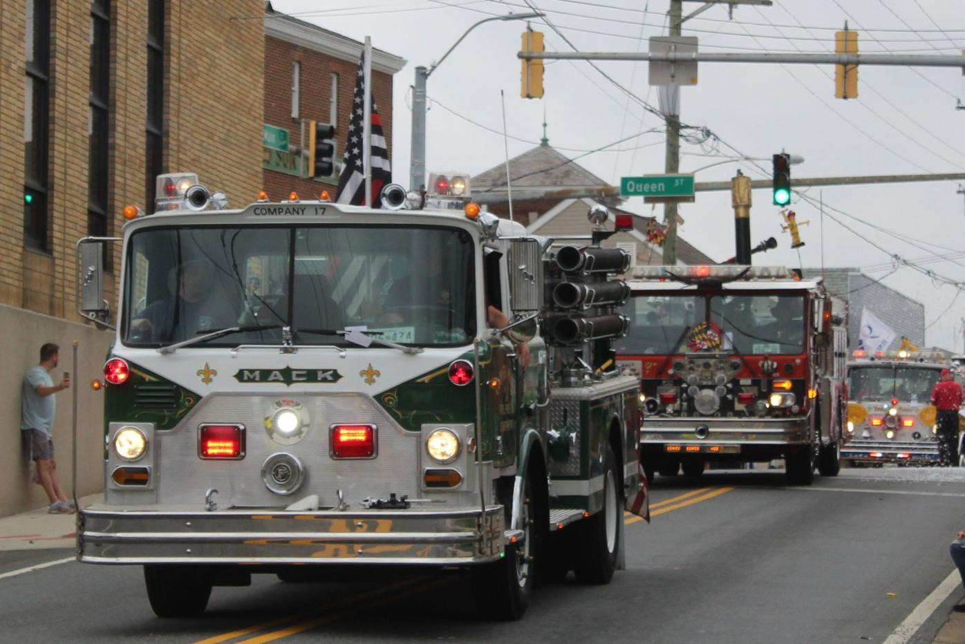Community Fire Company of Rising Sun celebrates its centennial