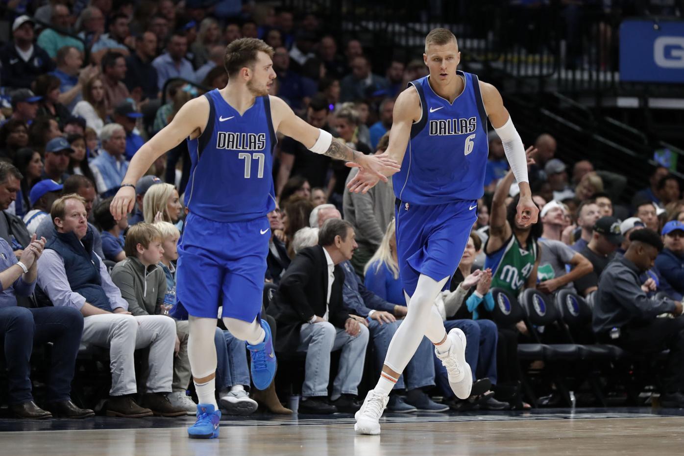 Mavericks Preview Basketball