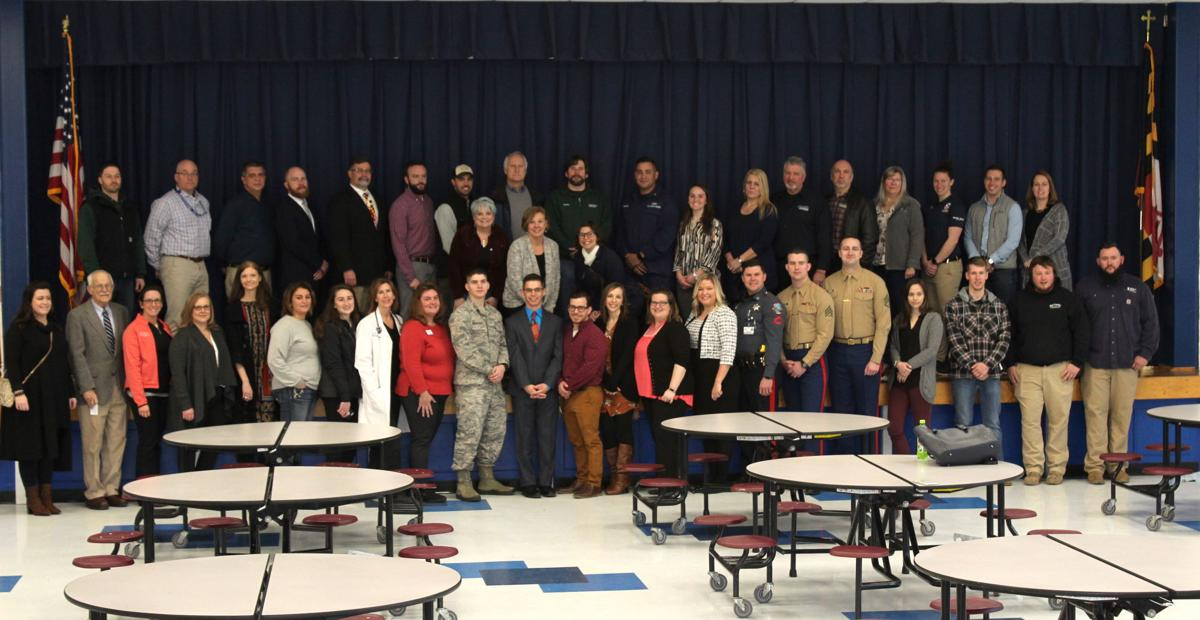 North East High School Career Day