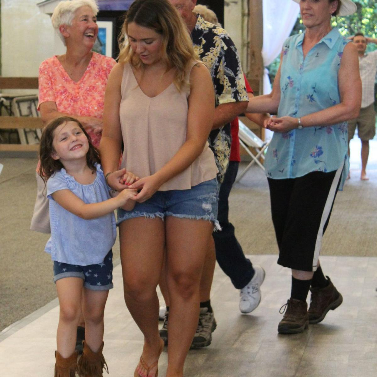 Old-fashioned fun at the Hoedown and Hootenanny