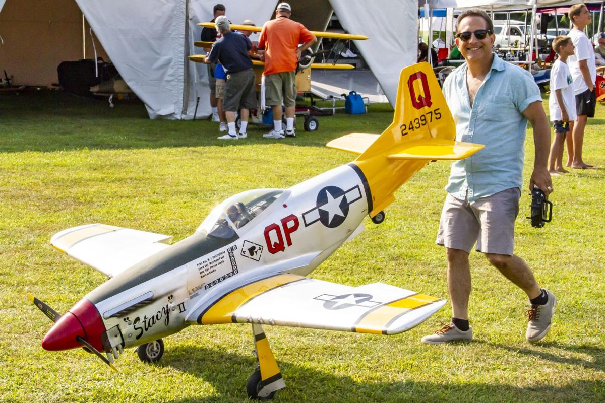 Giant Scale P-51