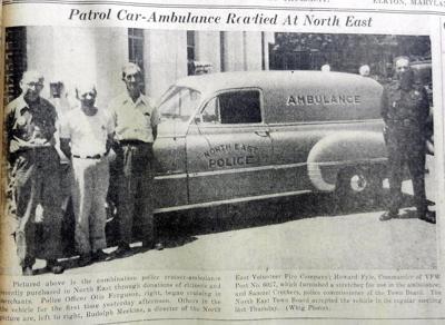 Police-Ambulance North East