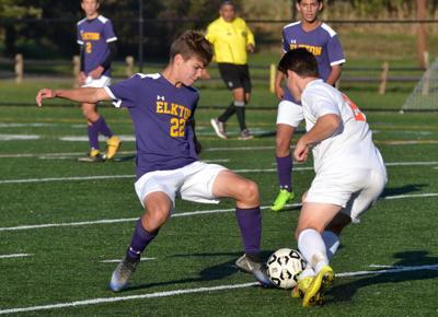 Elkton boys' soccer