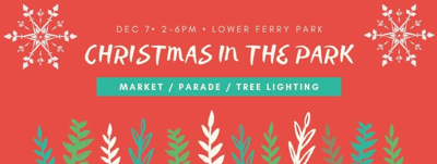 Brunch, parade, Christmas in the Park Saturday in Perryville