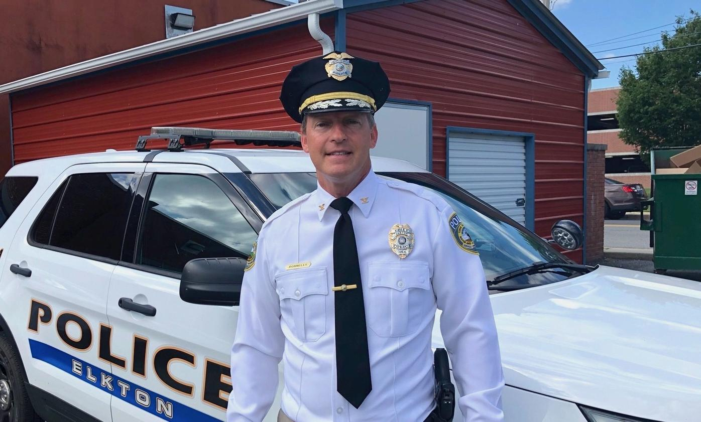 Chief Donnelly retiring