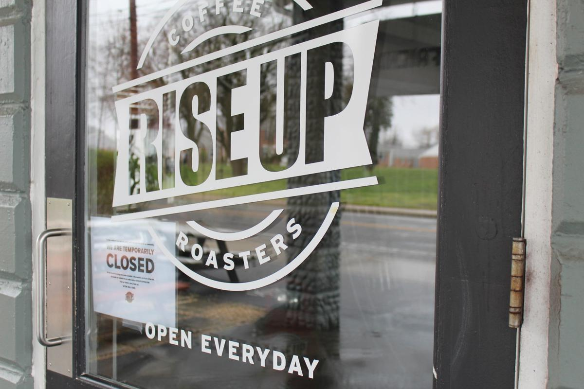 Rise Up Coffee Roasters temporarily closes locations