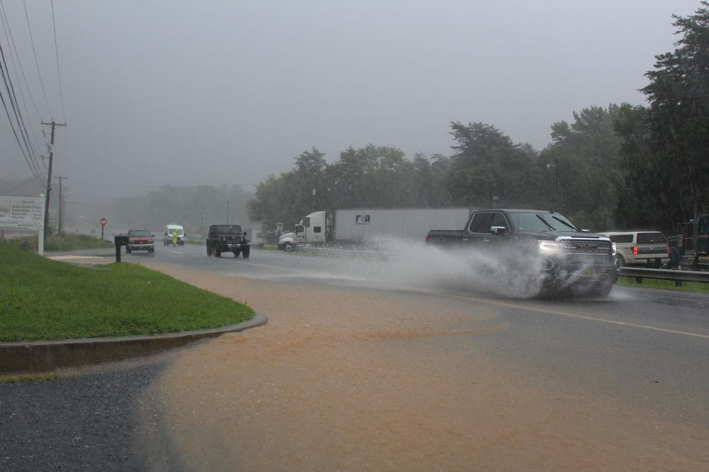 Tropical Storm Isaias floods Cecil County