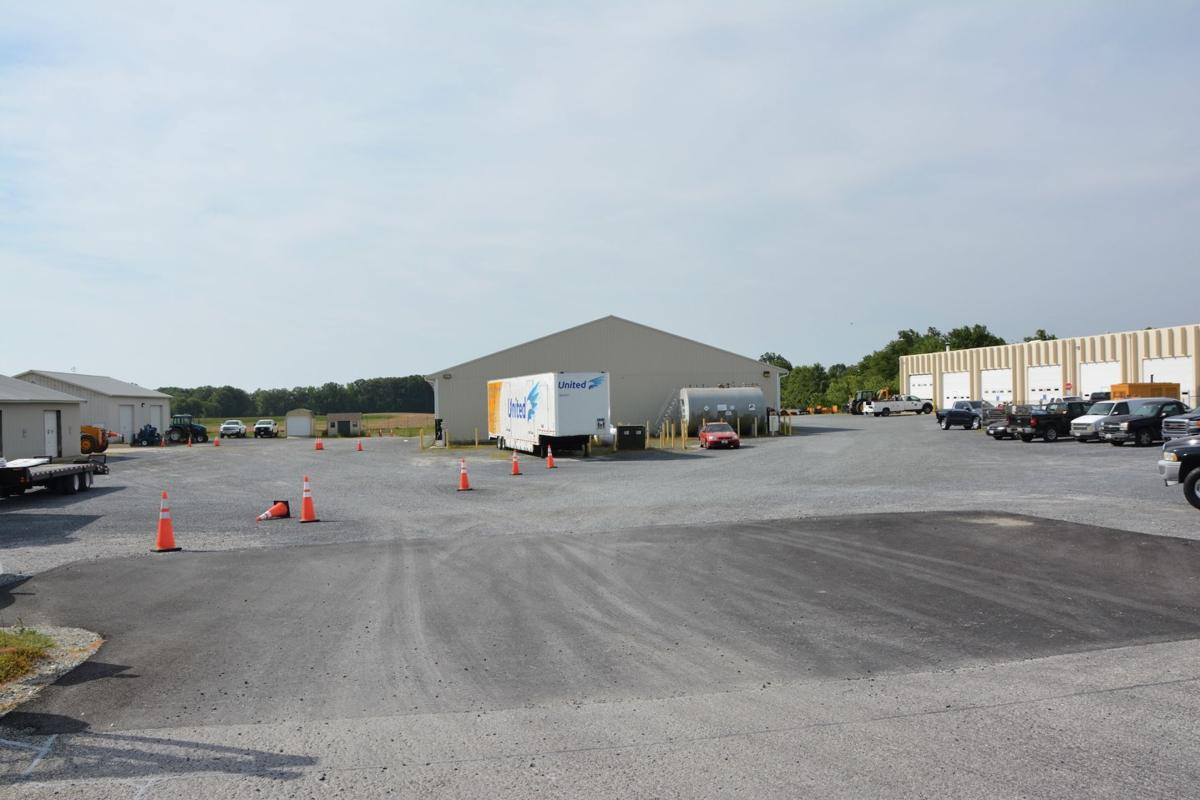 Kent to open drive-up testing facility at County Roads