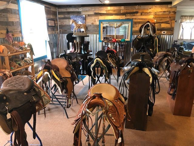 The Hay Loft Tack and Consignment offers equestrian supplies and so much more