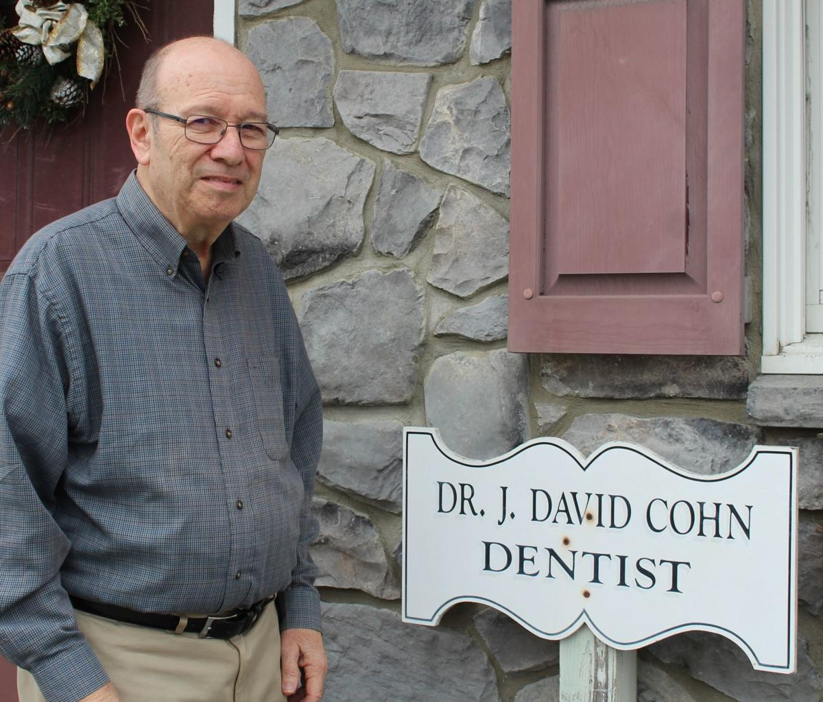 Dr. Cohn retires after 46 years as Cecilton's dentist