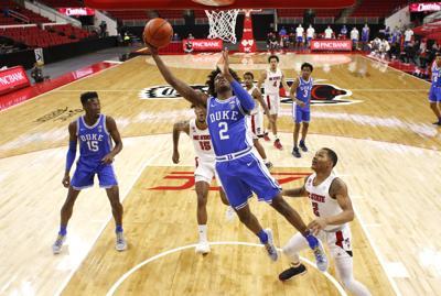 Duke NC State Basketball