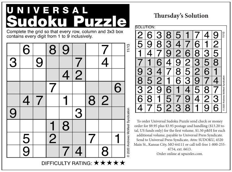 1113 sudoku