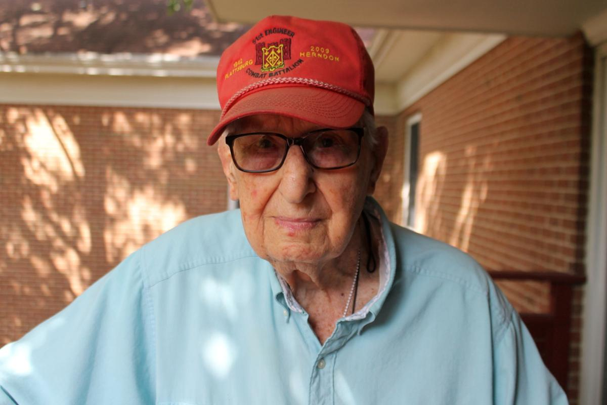 for one veteran wwii brought heartache and love spotlight