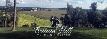 Britain Hill Venue & Vineyard is booking for 2020