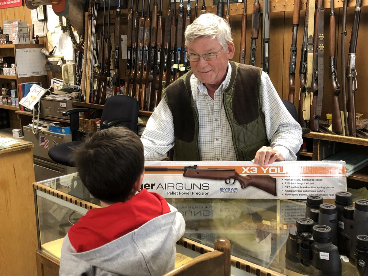 Mid-Shore gun shops see sales rise
