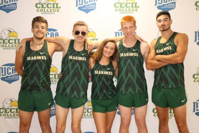 Cecil College Cross Country