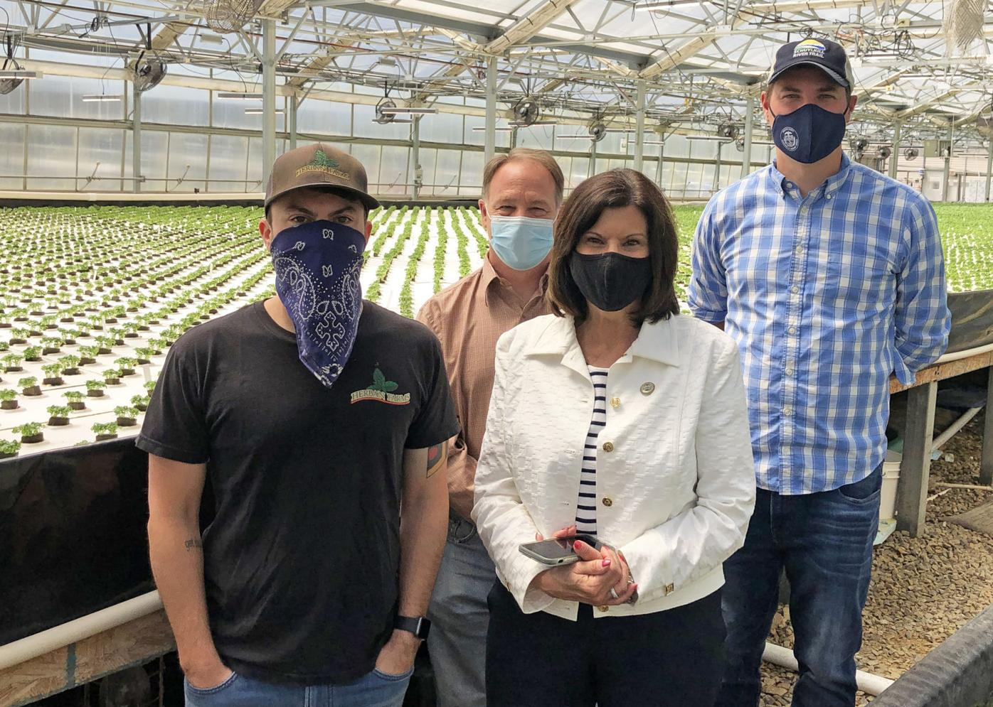 Chester County launches a study of Ag, economy and sustainability