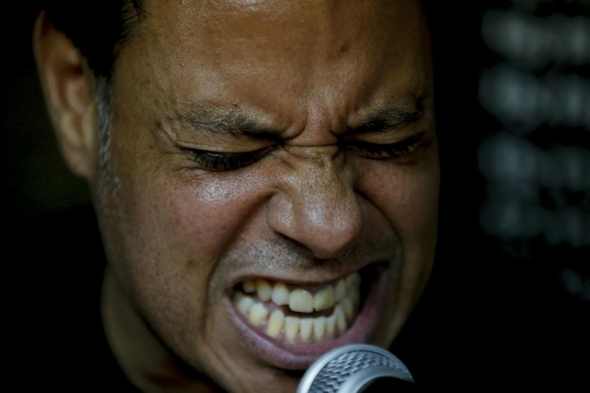 APTOPIX Venezuela Music Desorden Público