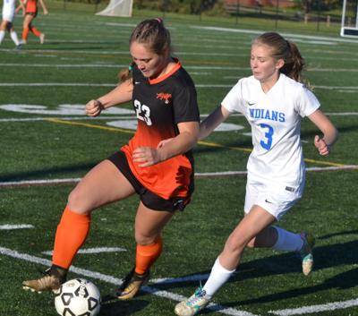 CECIL COUNTY GIRLS' SOCCER PREVIEW: Tigers using last year's