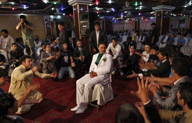Costly Afghan Weddings Under Government Scrutiny News