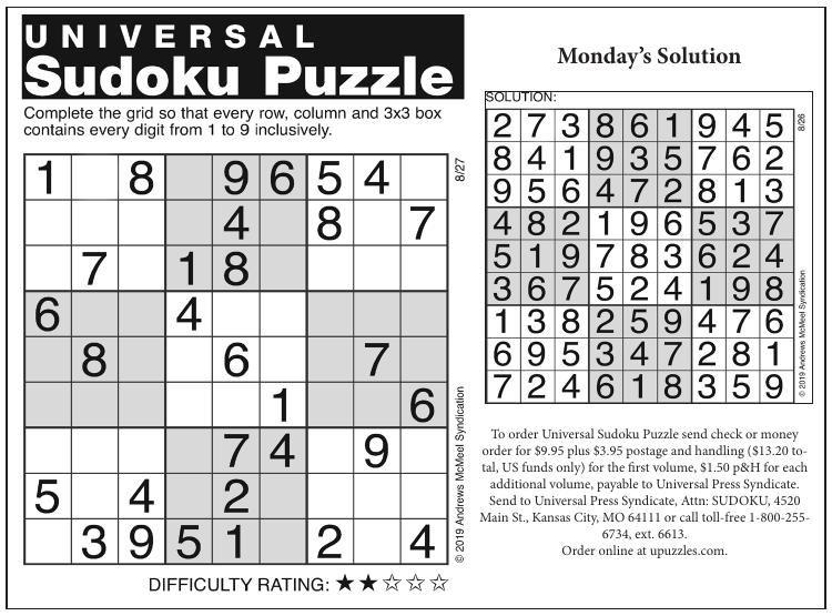 0827 sudoku
