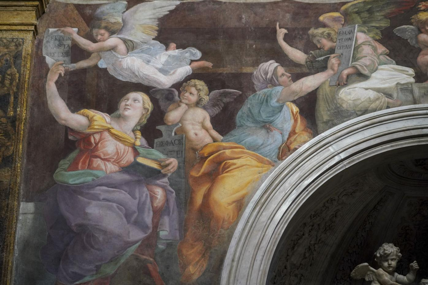 Italy Church Art Photo Gallery