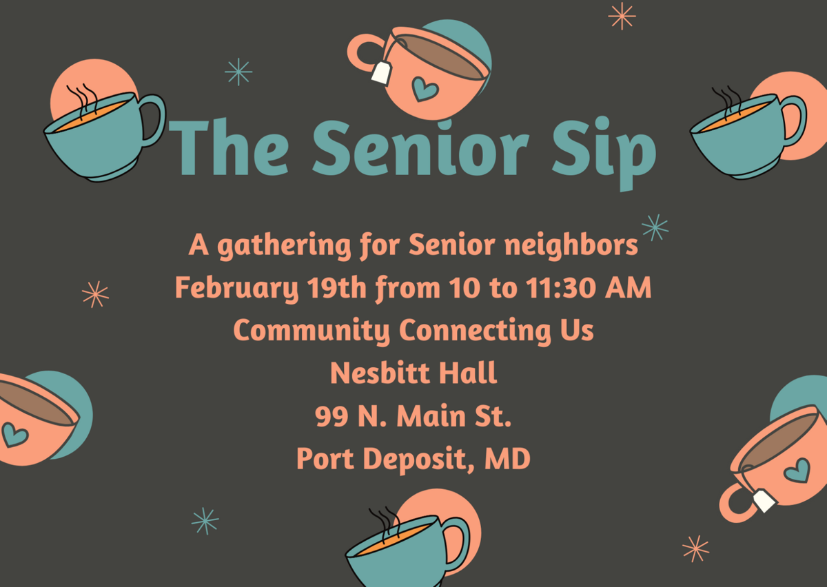 The Senior Sip
