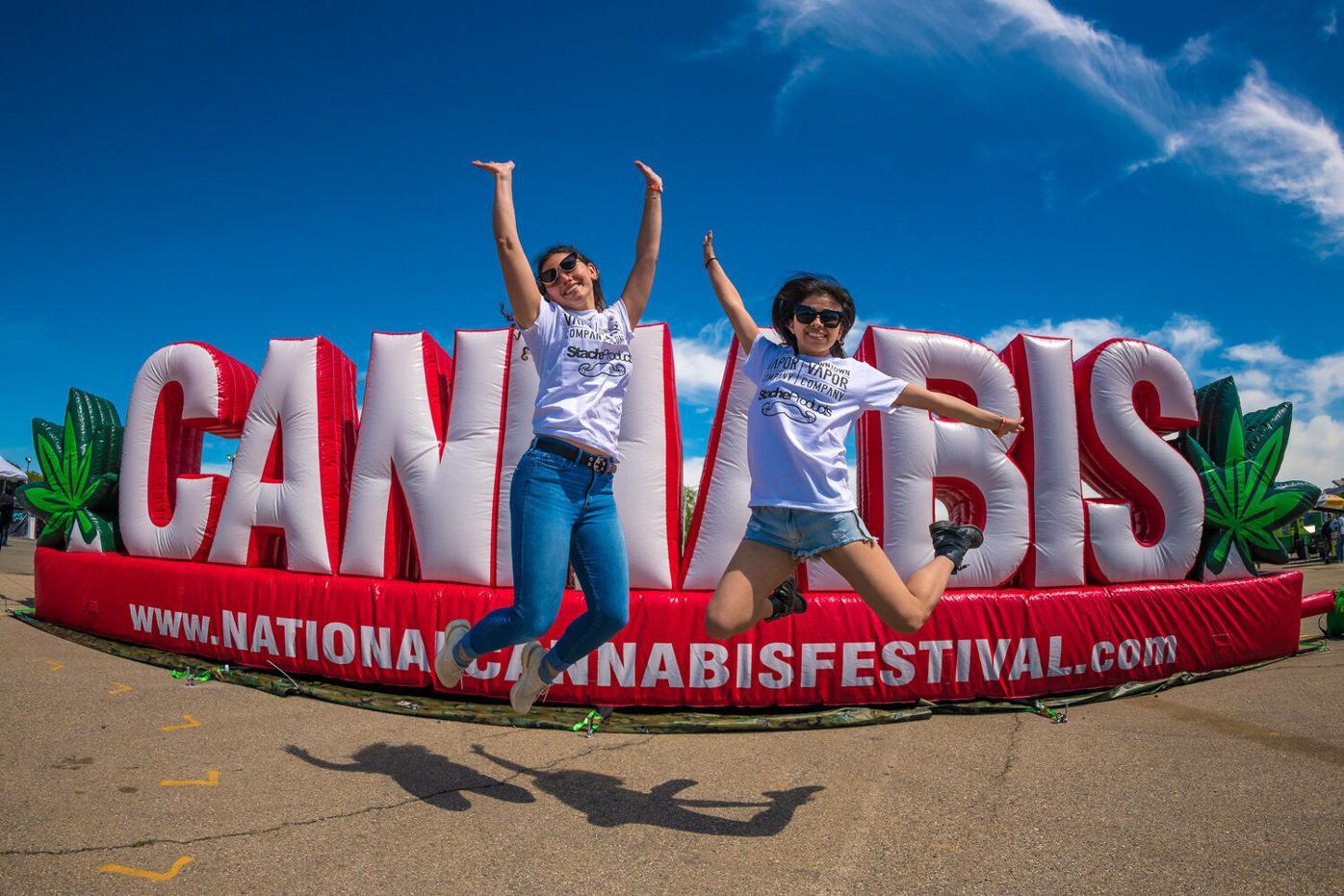 The 5th annual National Cannabis Festival