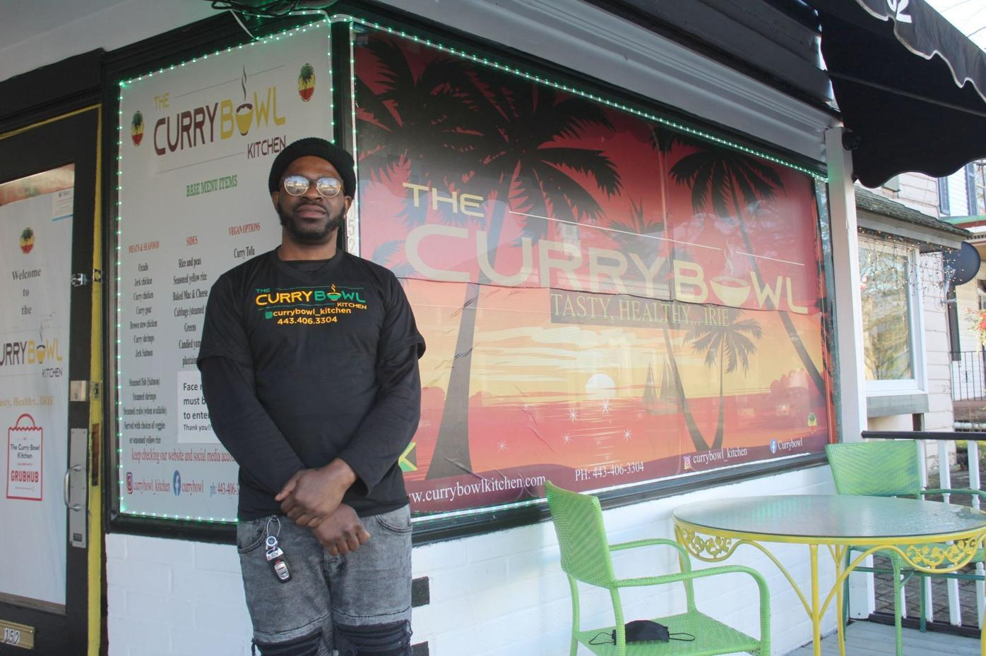The Curry Bowl Kitchen re-opens for business