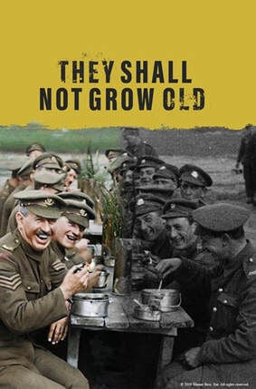 Marines foundation offers showings of 'They Shall Not Grow Old'
