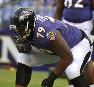 2016 Baltimore Ravens Stadium Practice