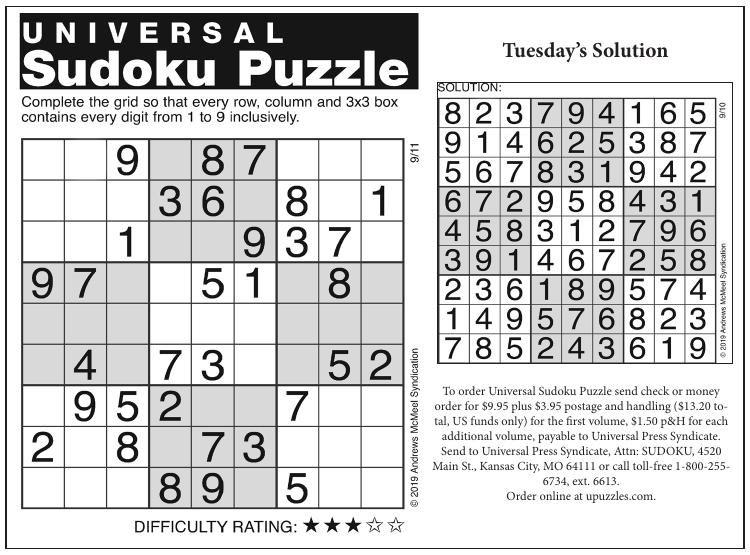 0911 sudoku